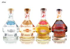 Packaging of the World: Creative Package Design Archive and Gallery: Tequila El Destilador Artesanal Redesigned
