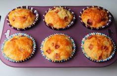 Muffins salados para agasajar | La Cocina de Viviana