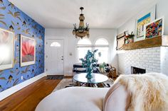 A Thrift Store Junkie's Wild, One-of-a-Kind 1920s House Reno — House Call