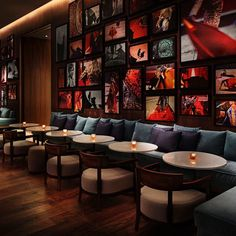 SENTIENT, a US-based furniture manufacturer, works with designers and architects to fabricate high-end furniture for hotels, resturants, offices and homes. Cafe Restaurant, Restaurant Design, Edition Hotel, Restaurants, Coffee Shop Interior Design, Hotel Kitchen, Hotel Lounge, Pub, Cafe Tables