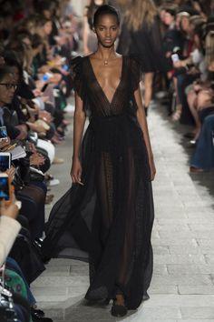 Philosophy Di Lorenzo Serafini | Milan Fashion Week | Spring 2016 Model: Tami Williams