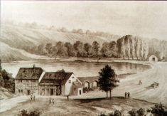 10 Fakten über den Melbbach in Bonn History, City, Painting, Bonn, Germany, Historia, Painting Art, Cities, Paintings