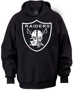 New School Old School Raiders 4 Life Pullover Hoodie Hoodie Outfit, Hoodie Jacket, Oakland Raiders Shoes, Raiders Hoodie, Outfits For Teens, Cute Outfits, Raiders Stuff, Direct To Garment Printer, Hoodies