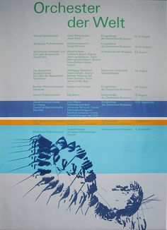 Otl Aicher : Munich Music