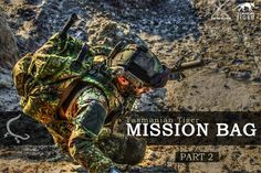 Eli from Project Gecko continues with the TT-mission bag.