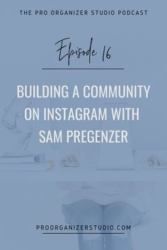 Annette Stepanian on the Pro Organizer Studio Podcast Business Branding, Business Tips, New Years Traditions, Business Organization, Instagram Tips, Social Media Tips, Helping People, How To Become, Knowledge