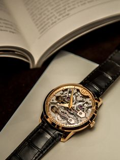 Buy Girard Perregaux Watches for Men & Women from Johnson Watch Co. Watch Companies, Watch Brands, High Fashion Men, Mens Fashion, Skeleton Pocket Watch, Watch Organizer, Gentleman Watch, Girard Perregaux, Luxury Watches