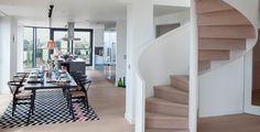 Binnenkijken: stijlvolle penthouse door Amos and Amos