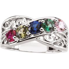 22 Best Mother S Rings Images On Pinterest Mother Rings Birth