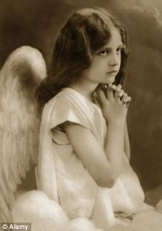 """""""The angels are as perfect in form as they are in spirit.""""     - Jeanne D'Arc"""