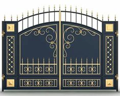 Iron Main Gate Design, Home Gate Design, Grill Gate Design, House Main Gates Design, Fence Gate Design, Steel Gate Design, Front Gate Design, Window Grill Design, Main Door Design