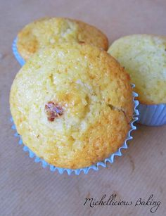 Bacon Sirup Muffins