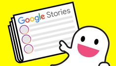 Snapchat has a new ally or enemy depending on how you look at Google's new mobile magazine format, but the social app is welcoming the search giant. Google's clone of Snapchat Discover, called AMP Stories, officially launched today, allowing news outlets to create photo/video slideshows that appear in mobile search results and on their site.   #googleAMP #GoogleAMPStories #Snapchat #SnapchatClone #SnapchatDiscover