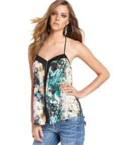 End of summer sales are out of control...this amazing top is ONLY $10!