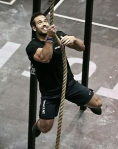 Rich Froning at Regionals 2014