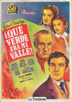 Programa de Cine - ¡Qué Verde era mi Valle!