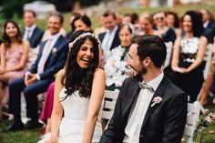 Noli & Ralph: Boho-Hochzeit auf dem Hohen Darsberg – Hochzeitsfotografie und individuelle Papeterie