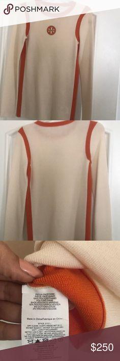 Tory Burch sweater worn once Tory Burch sweater Tory Burch Sweaters