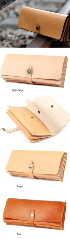 yellow modern minimalist leather phone clutch long wallet for women Handmade yellow modern minimalist leather phone clutch long wallet for Handmade Leather Wallet, Leather Gifts, Leather Clutch, Leather Craft, Leather Purses, Minimalist Bag, Modern Minimalist, Wallets For Women Leather, Leather Projects
