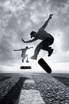 "Reclaimed Skateboards Coffee Table | DecksTop Miniâ""¢ - 135 = 200 x 90 x 76 cm"