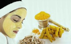 Herbal Solution for getting rid of unwanted hair-ŞemsAslan – Personal Care Tumeric Masks, Turmeric Plant, Beauty Care, Hair Beauty, She Walks In Beauty, Unwanted Hair, Proper Diet, Homemade Skin Care, Face Cleanser