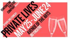 """""""Private Lives"""" @ Boston University Theatre (Boston, MA)"""