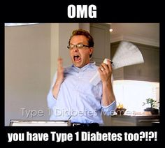T1D too!