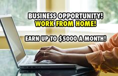 Great Business Opportunity - Looking to start a home base business P/T or F/T then contact: Marie at 562 965 - 4888 or mtabcfundraiser@yahoo.com