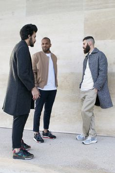 ALKARUS || Streetstyle Inspiration for Men! #WORMLAND Men's Fashion