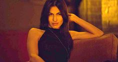 Elodie Yung as Elektra Revealed in 'Daredevil' Season 2 -- Get a better look at Elektra, Punisher and the Man Without Fear's new costume in Season 2 photos from Netflix's 'Daredevil'. -- http://tvweb.com/news/daredevil-season-2-elektra-elodie-yung-photo/
