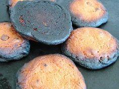 Burnt cookies.