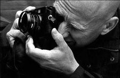 """Sebastião Salgado (b. 1944) -- """"When I was just starting out, I met Cartier-Bresson. He wasn't young in age but, in his mind, he was the youngest person I'd ever met. He told me it was necessary to trust my instincts, be inside my work, and set aside my ego. In the end, my photography turned out very different to his, but I believe we were coming from the same place."""""""