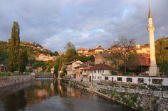 Sarajevo.....I want to go back.