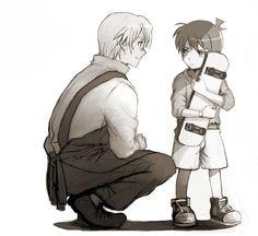 Detective Conan 名探偵コナン Amuro and Conan
