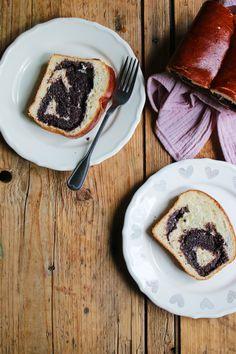 MAKOVEC z kvasku Waffles, Pancakes, Sponge Cake, French Toast, Baking, Breakfast, Food, Basket, Morning Coffee