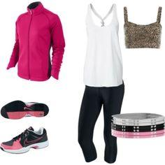 stylin' workouts