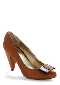 12. The perfect ModCloth shoe for you    #modcloth  #wedding   A pretty, comfy heel to dance all night long in!