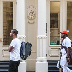 Another day on the job. Link in bio. 🌞🌞🌞 #ecofashion #tuesdaymorning #ethicalfashion #sustainability #sustainablefashion #environment #suitcase #luggage #carryon #travel #travelgram #passionpassport