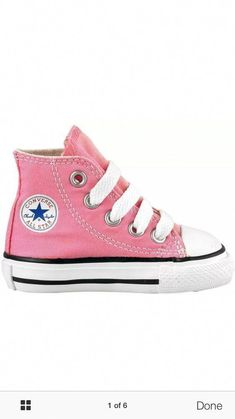 buy popular eacf4 9002d converse chuck taylor pink high top canvas for toddlers little girls size 9  from  24.99  KidsClothingAustralia