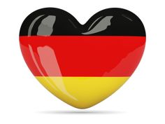 Heart icon. Download flag icon of Germany at PNG format