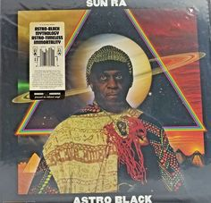 Sun Ra Astro Black 2018 Rsd Limited Edition Colored Vinyl Ebay Vinyl Records For Sale Vinyl Vinyl Records