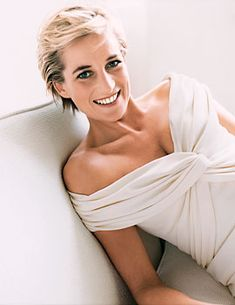august 31, princess diana dies in 1997 (photograph by mario testino)