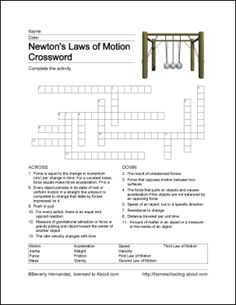 I need to write a one page essay about Newtons laws?