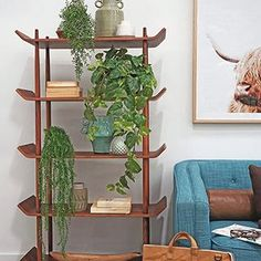 I love this Sean Dix bookshelf and I used it a living room I styled in store for Matt Blatt - I didn't realise that all the new products they now stock are original designs from emerging designers. Head to the blog to see the rest of the room I put together using only original furniture and homewares, and my interview with MB founder. #wearescout #weareinteriorsscouts #sponsored #interiorstyle