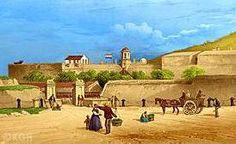 Die kasteel in ou Kaapstad wat die fort vervang het wat Van Riebeeck gebou het. My Land, African History, Cape Town, Geography, South Africa, Dutch, Dolores Park, Castle, Van