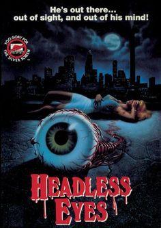 Cinema Du Meep: New York Horror Movies List Horror Movie Posters, Movie Poster Art, Heavy Metal, Classic Horror Movies, Movie Covers, Vintage Horror, Scary Movies, Horror Art, Cover Art