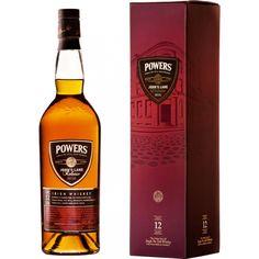 Powers John Lane 12 Year Old Single Pot Still Irish Whiskey