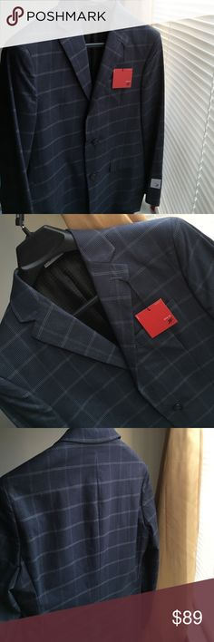 HP 1/20  Men's JF J. Ferrar Slim Fit Blazer Good for special occasions ☺️ hasn't been worn yet NWT jf j.ferrar Suits & Blazers Sport Coats & Blazers