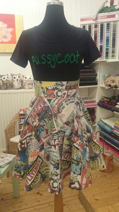 Neuster Pussycoat by Nähsalon Baden Four Square, Skirts, Clothes, Fashion, Bathing, Moda, Clothing, Kleding, Skirt