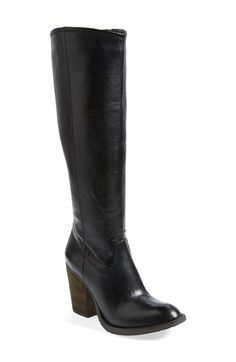 Steve Madden 'Carrter' Knee High Leather Boot (Women) available at #Nordstrom Item #822986 $133